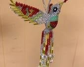 Humming bird ornaments...