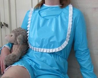 dd267b1d63e Adult Baby PVC Romper Suit