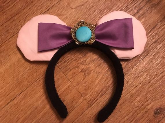 Maid Marian Mickey Ears Robin Hood Disney Ears Custom Disney Inspired Ears