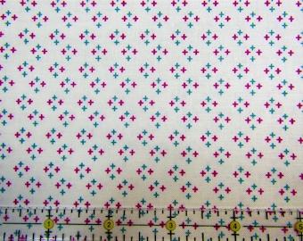 Mary Fons Small Wonders India Ditsy Cream Fabric