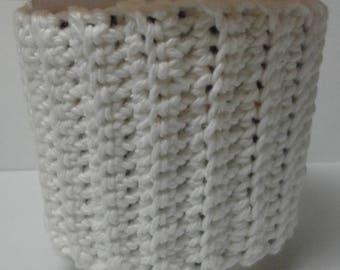 White Ice Cream Sweater