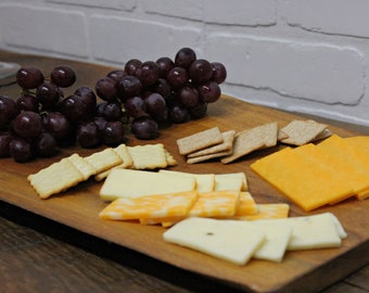 Charcuterie board, serving tray, serving board, hostess gift, large charcuterie board, Christmas gift for her