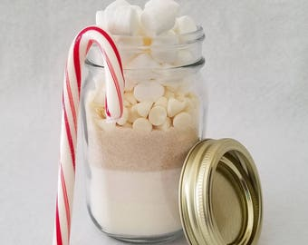 White Chocolate Hot Cocoa Mix (Flavored - Pint)
