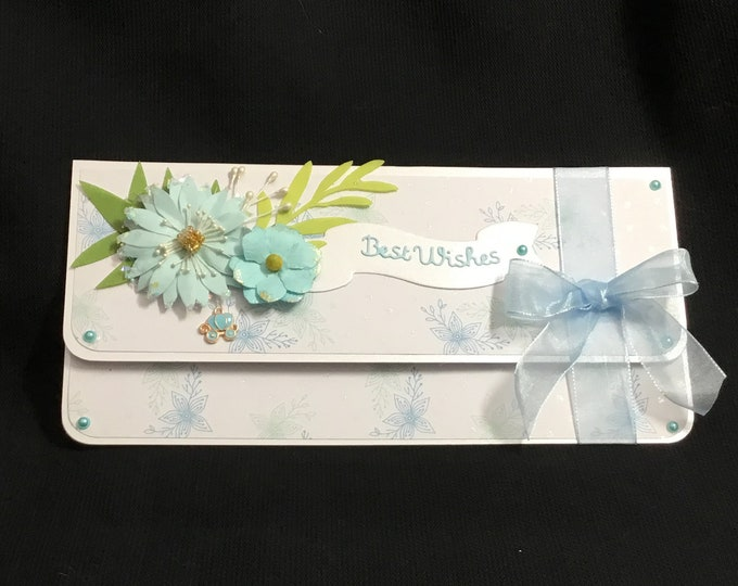 Money Voucher Gift Wallet, Especially For You, Special Day Card, Wedding Gift Card, Engagement Gift Card, Anniversary Gift Card