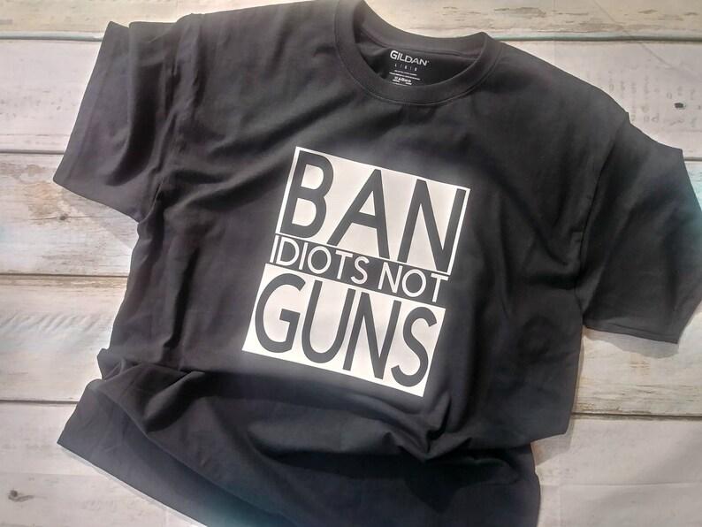 6a7e341c Funny Pro Gun shirt Gun enthusiast gift Gun lover shirt Gun | Etsy