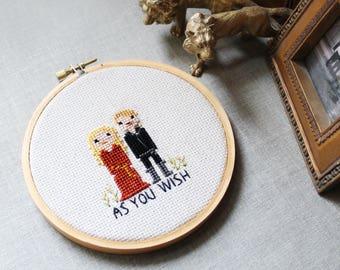 Talas Princess Bride Stitch