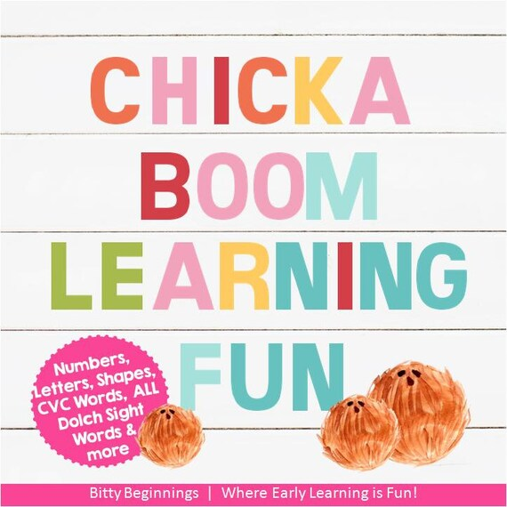 Chicka Boom Learning Fun