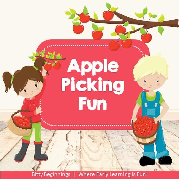 Apple Picking Fun - NEWLY UPDATED & EXPANDED