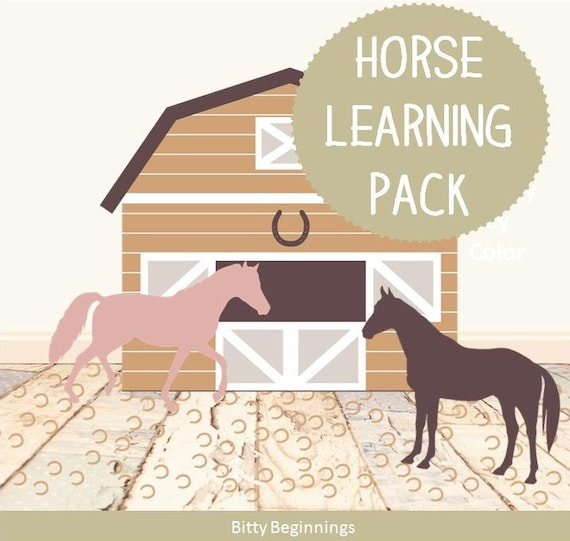 Horse Learning Pack