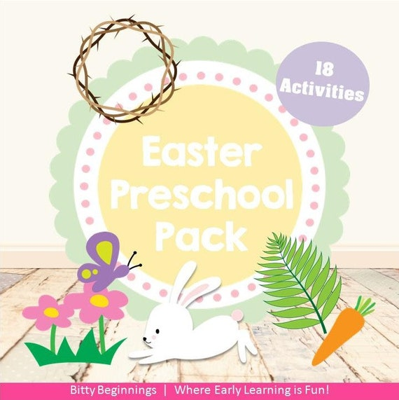 Easter Learning Pack