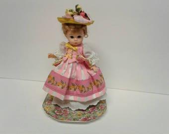 Blooming Rose Madame Alexander Doll