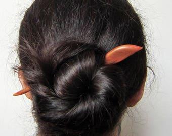 Wooden Hair Stick, hair stick wood, hairstick, hair stick leaf, hair pin wood, hair stick, hair pin, wood, wooden pin, haarschmuck