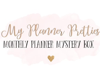 My Planner Pretties Summer Lovin' Mystery Box