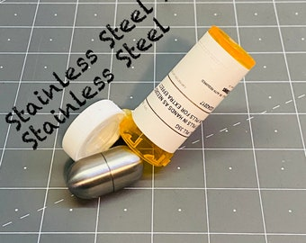 Chill Pill Mix & Match - Stainless Steel