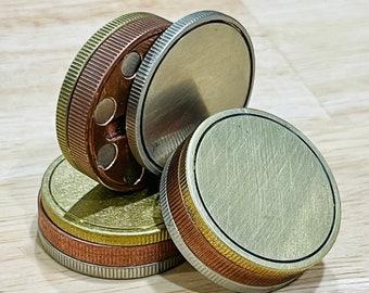 Neapolitan - EDC Fidget Challenge Coin