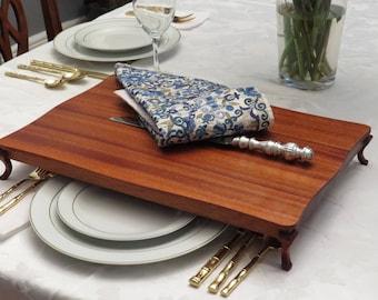 Challah Board | Queen Ann: Raised Board Collection
