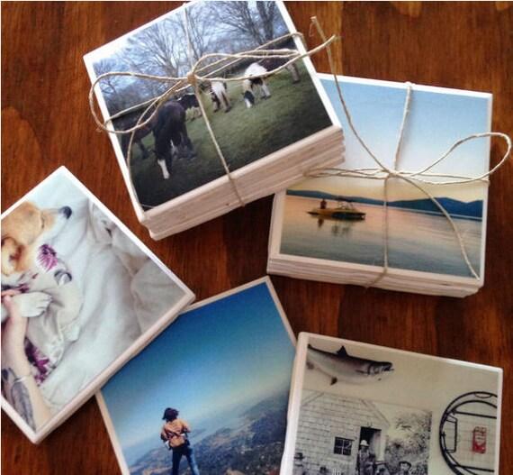 custom photo coasters tile coasters photo coasters custom