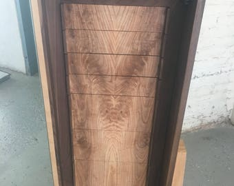 One of a kind heirloom jewelry box/clothing armoire
