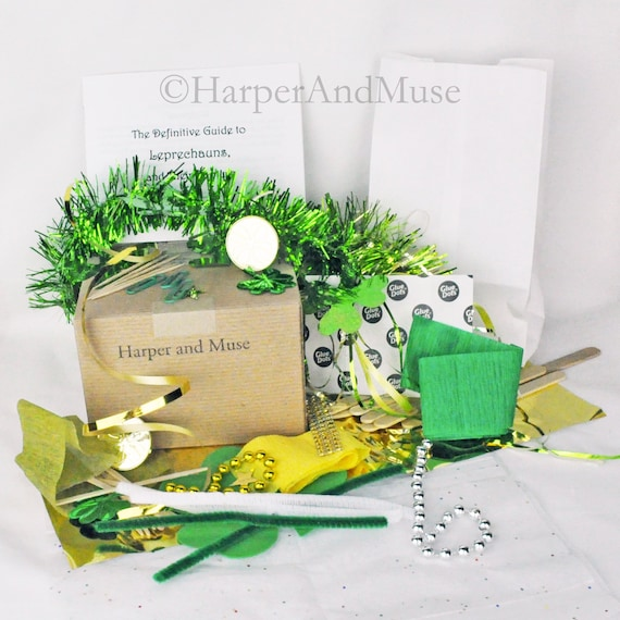 Leprechaun Trapping Kit by Harper and Muse