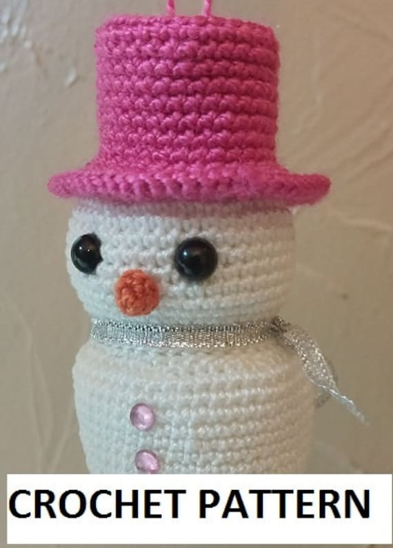 snowman – Page 4 – Amigurumi Patterns | 794x570