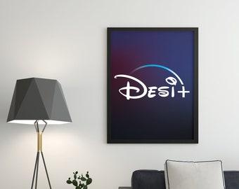Desi+ Poster
