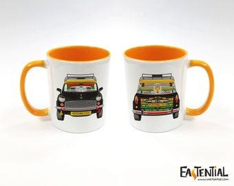 Iconic Ambassador Taxi Personalised Mug