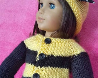 Bumblebee AG Doll Sweater