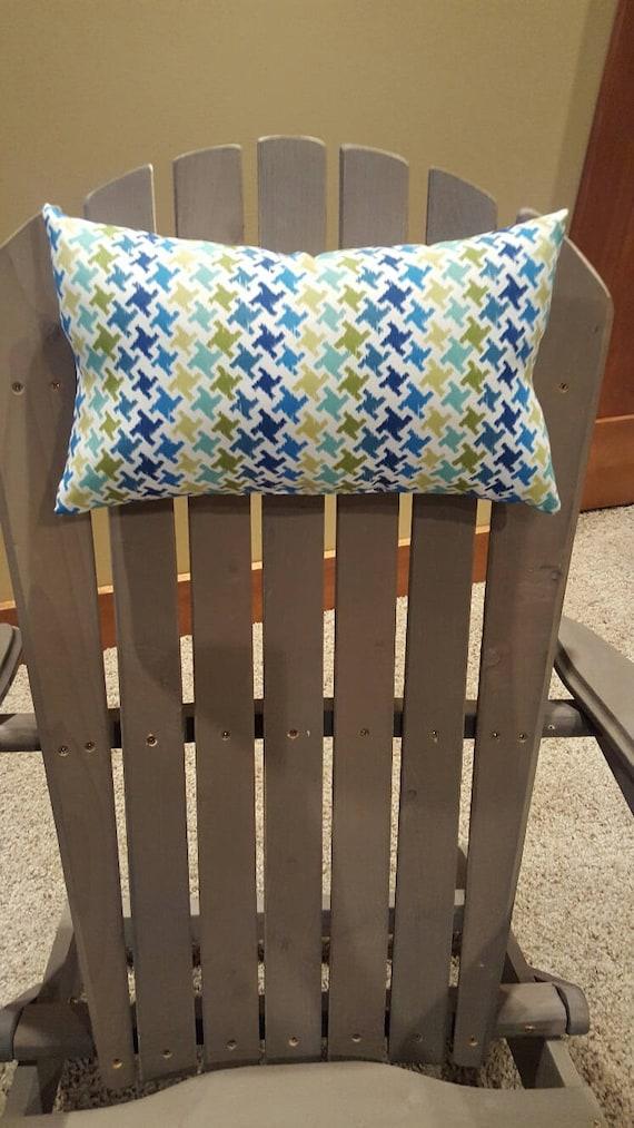 Adirondack Chair HeadNeck Pillow set