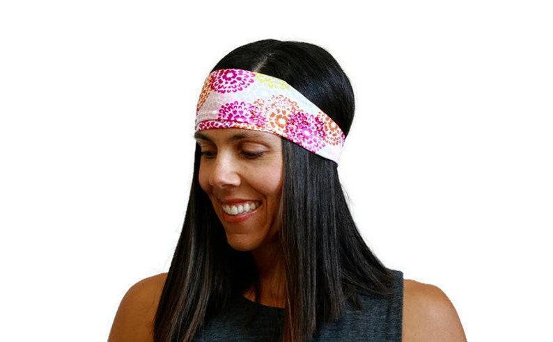 workout headband fitness headband cross training gear running gear spandex headband gym headband wicking headband wide headband yoga gear
