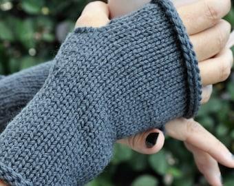 Womens gloves, Knit fingerless gloves, Winter mitts, Texting gloves,Hand knit gloves, Womens mitts, Fingerless mittens,Handknit gloves