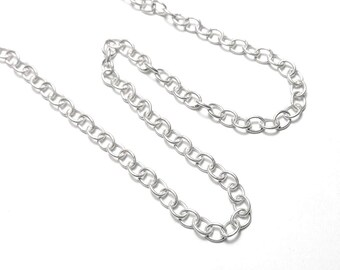 Silver chain 925 PA31-026. resources links