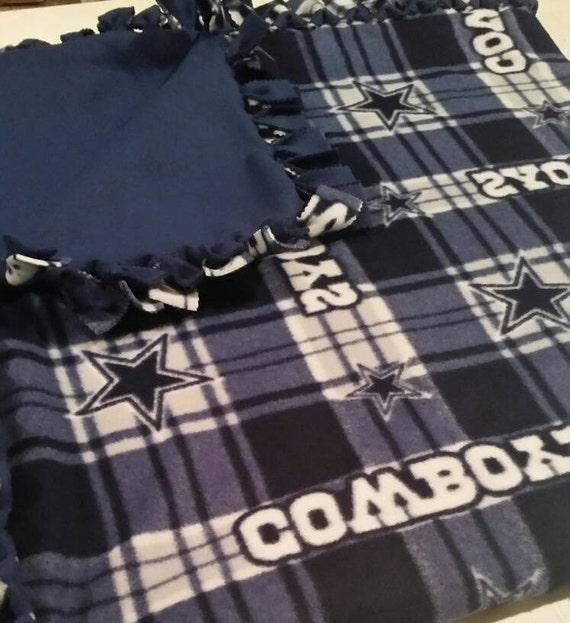 Dallas Cowboys Polaire Jeter Couverture Homme Des Cavernes Amateur