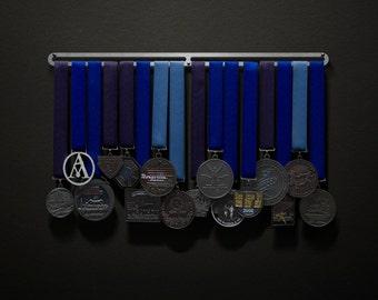 Hang Bar Only - Single Bar - Allied Medal Hanger Holder Display Rack