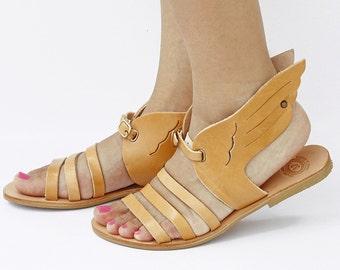 b7e899c2716 Gladiator Kids Sandals handmade Greek Children Sandals Girl