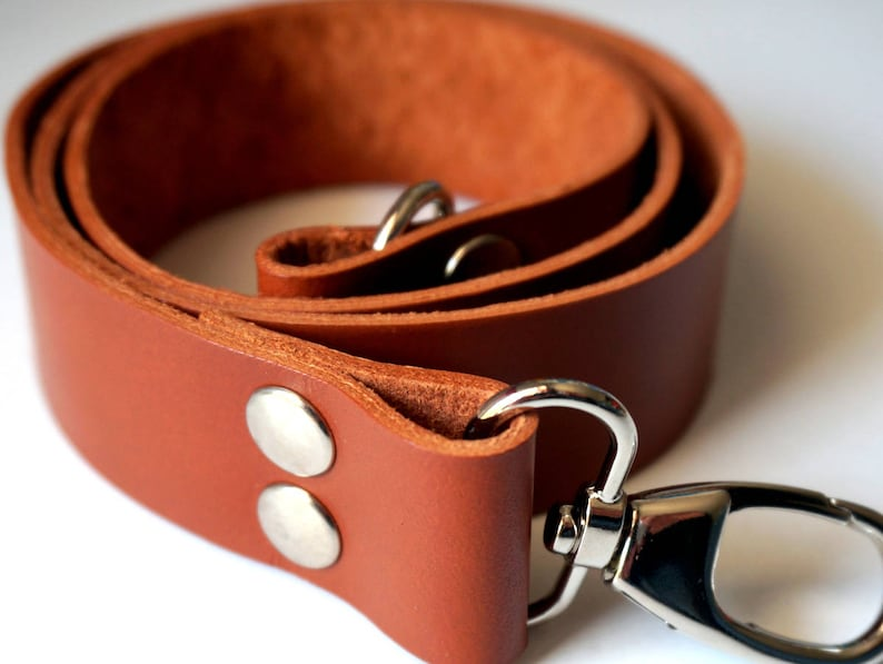 3 cm 1.18 inches Chocolate Brown Leather Strap  Leather Handle with hooks selection purse straps bags anses cuir leather handles
