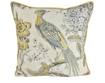Designer Thibaut Villeneuve Pillows
