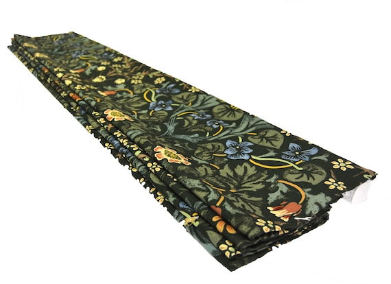 Blackthorn Fabric Made To Measure Professionally Made Roman Blind William Morris