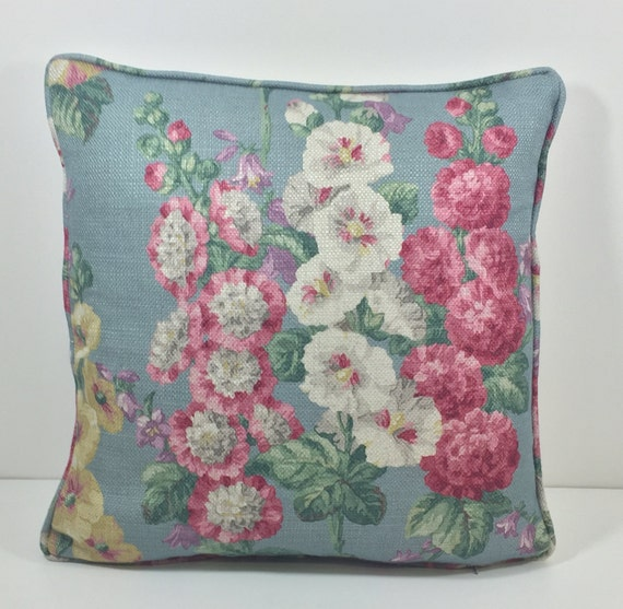 Sanderson Fabric Cushion Pillow Cover