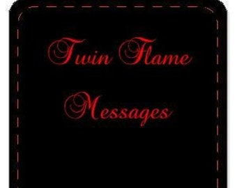 PRE-ORDER ONLY - Friday October 4th Shipment (No Instruction booklet) Twin Flame Messages Oracle Deck (Shipping Included in cost)