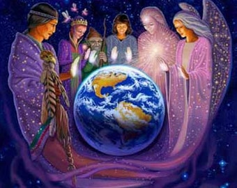 Whispers from your Ascended Masters/Ancestors 15 min video recorded reading