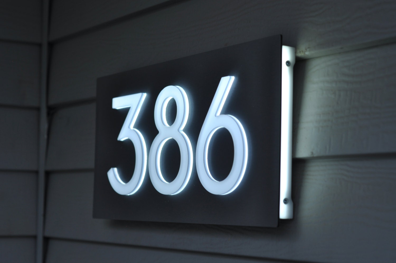 House Numbers And Letters Canada