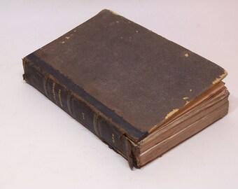 1854 - 1857 Neoelliniki Filologia, by Andreas Papadopoulos Vretos