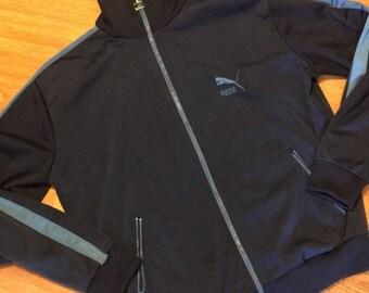Vintage puma track jacket size large 78bd3a4d55904