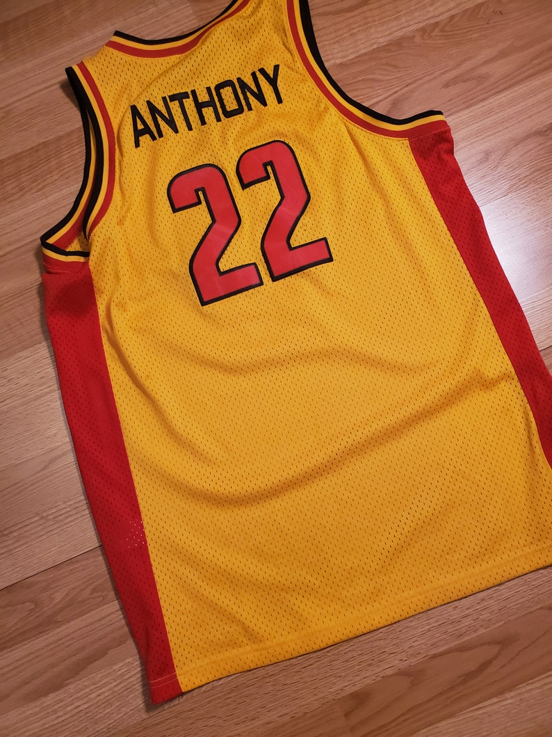 wholesale dealer d4e89 ddbbd Jordan Carmelo Anthony Jersey size large
