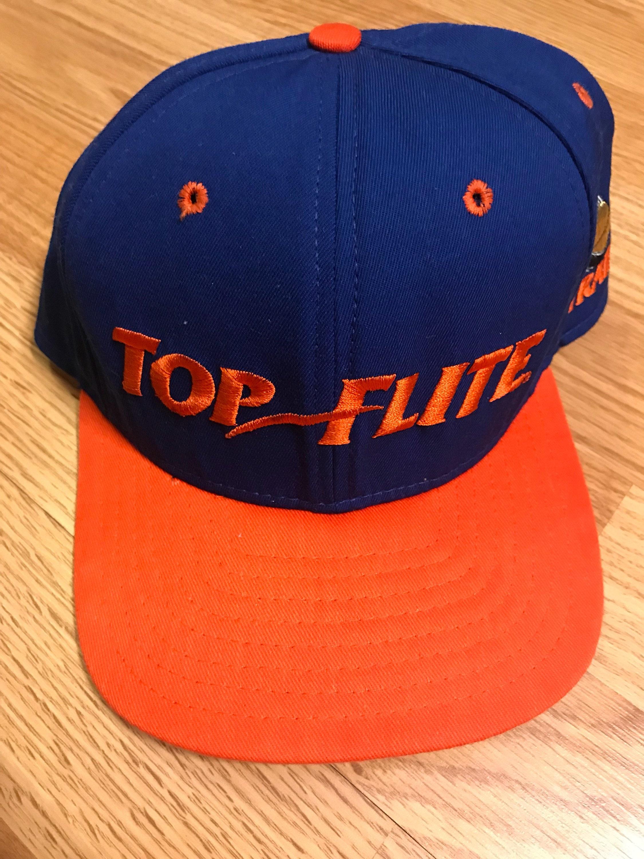 Vintage top flite new era low prof hat dcd61dac052