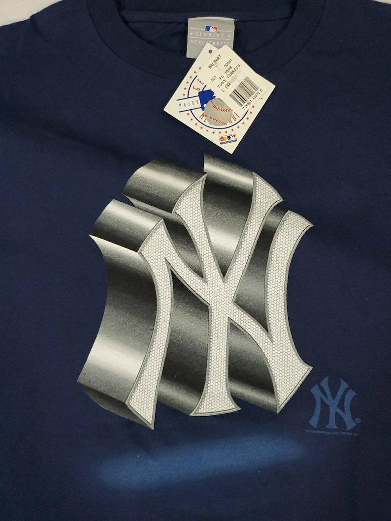 Vintage new York Yankees tshirt size large