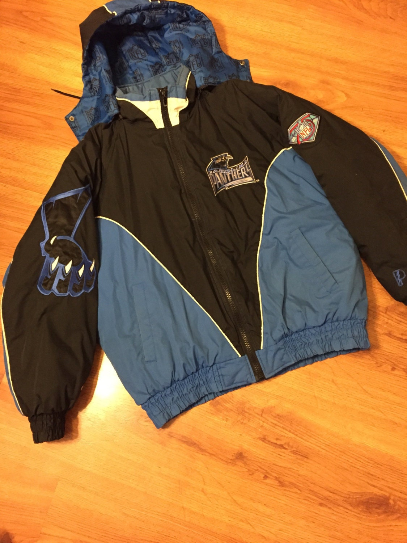 d2cb0ca06 Vintage Carolina Panthers jacket size large