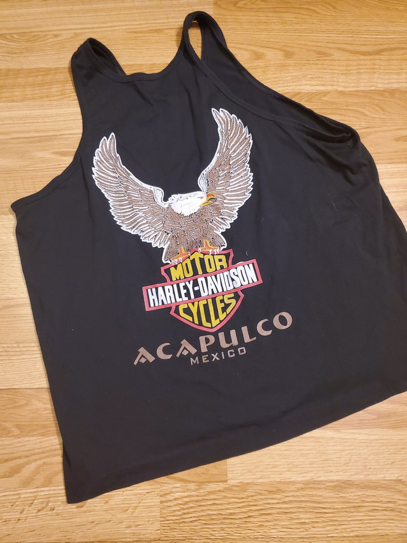 Harley tank top size large