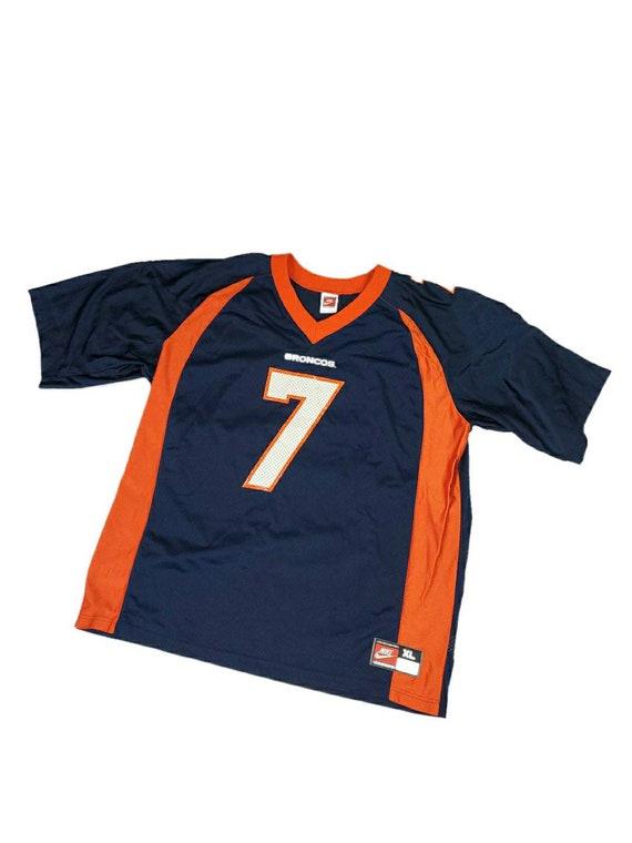 Vintage nike Denver broncos John  Elway jersey siz