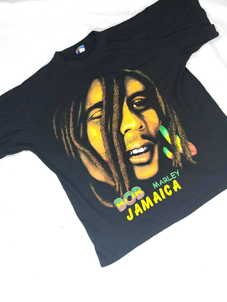 Vintage Bob marley tshirt size xxl